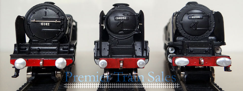 Premier Train Sales - Model Trains, Locomotives and Engines