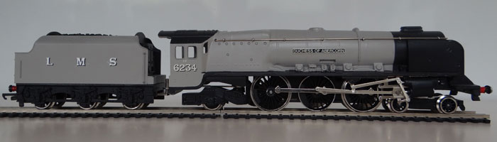 Wrenn W2278 Blue Funnel Line R/N 21C13 SR Wartime Black