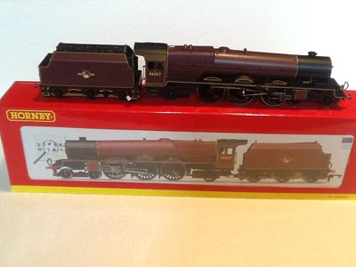 Hornby Railways R3015 LMS Princess Class Locomotive Princess Arthur of Connaught