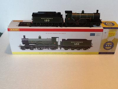 Hornby Railways R2690 LSWR Class T9 Locomotive DCC Ready