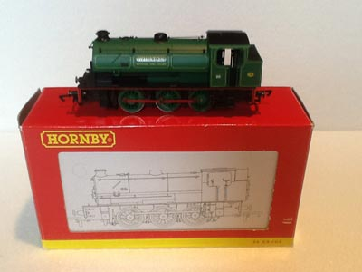 Hornby Railways R2212 WD Class J94 Locomotive Whiston