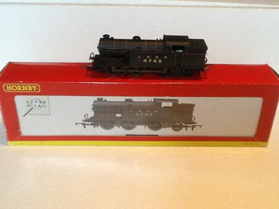 Hornby Railways R2251 LNER Class N2 Tank Locomotive