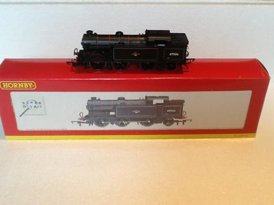 Hornby Railways R3178B LNER Class N2 Tank Locomotive