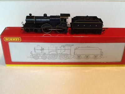 Hornby Railways R2217 LMS Class 2P Locomotive S&DJR