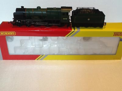 Hornby Railroad R3278 BR Patroit Class Locomotive Bradshaw DCC Ready