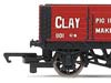 Hornby Railways R6617 6 Plank Wagon Clay Cross