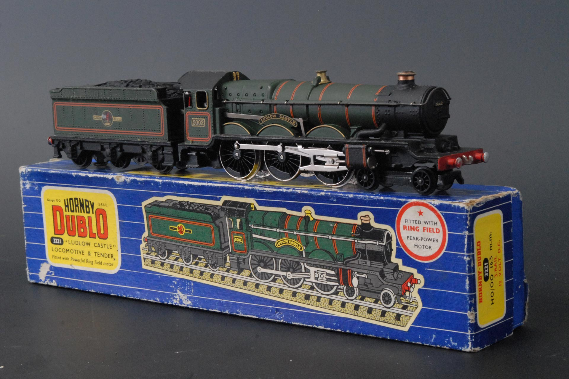 Premier Model Railways buy Hornby Dublo Trains