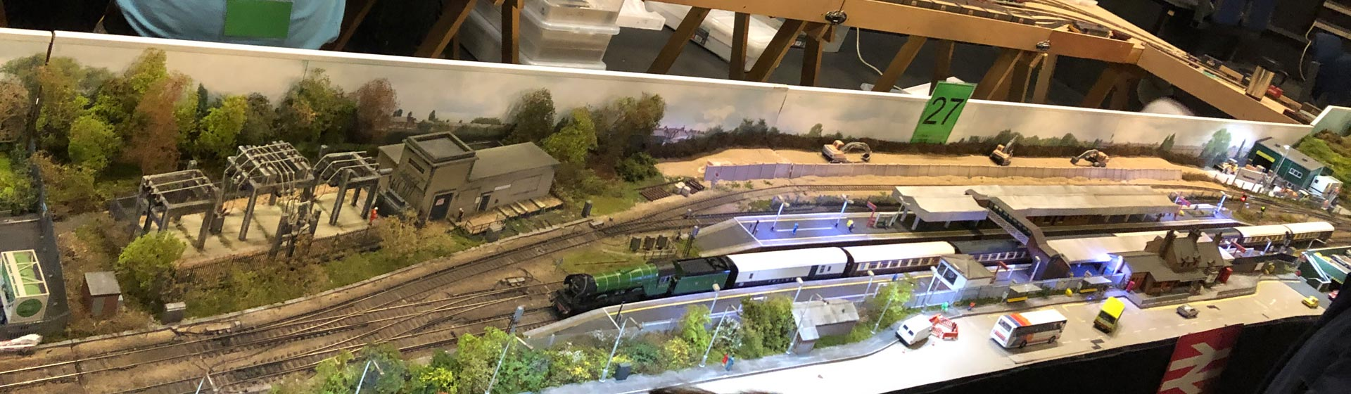 Southampton Model Railway Exhibition Layout